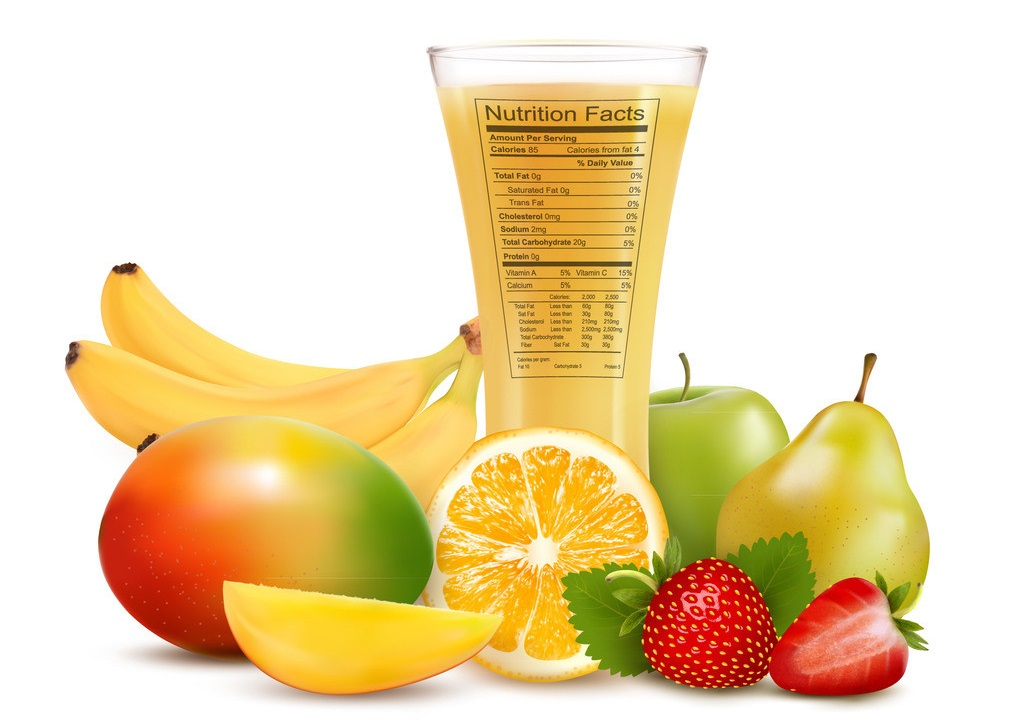 How Much Do You Know about Juice Nutrition Fact?