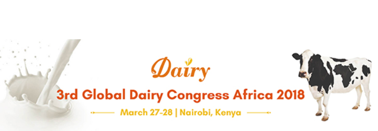 The 3rd Global Dairy Congress Africa 2018