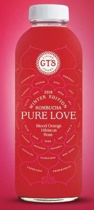 GT's Living Foods Presents 2018 Winter Edition Kombucha