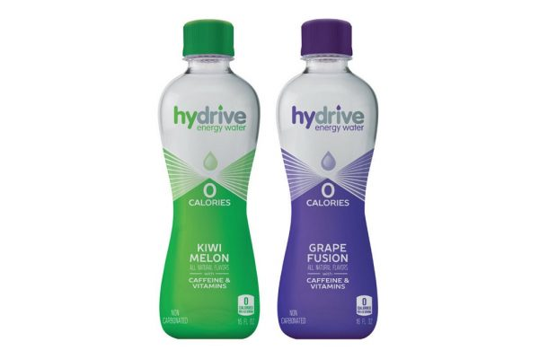 Hydrive Energy Water Releases Two New Flavors
