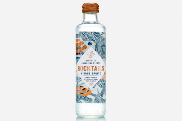 Rocktails Launch 'The Citrus Spritz'