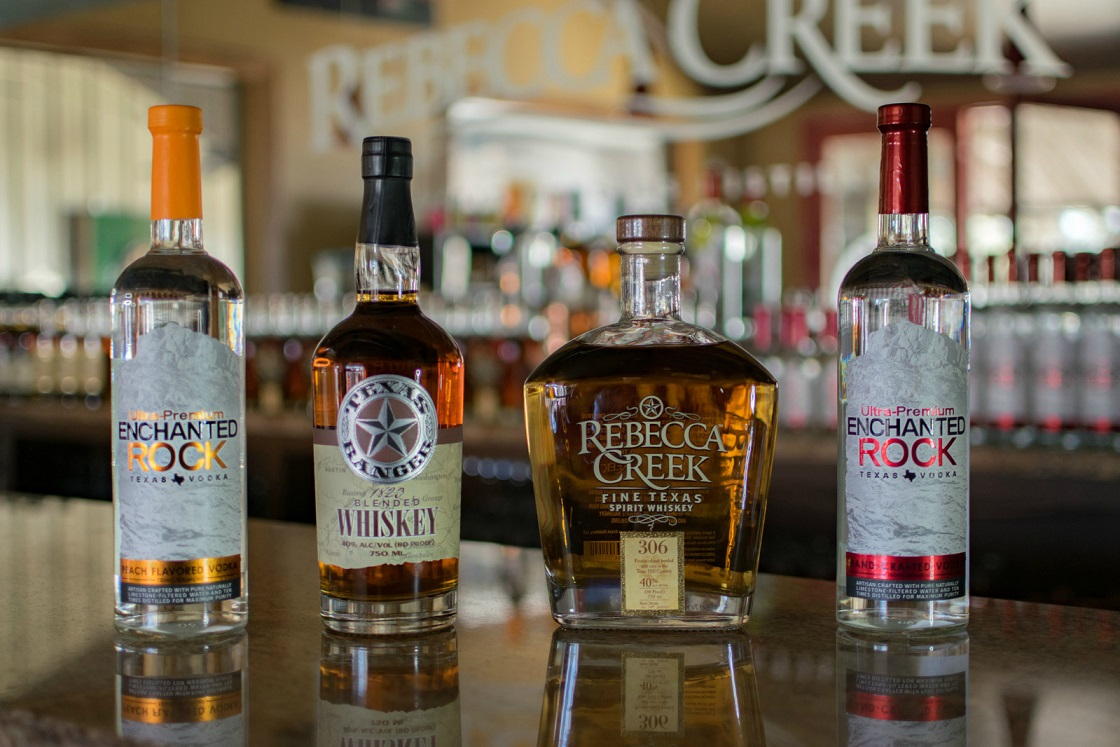 Texas-Based Rebecca Creek Distillery Expands To Florida
