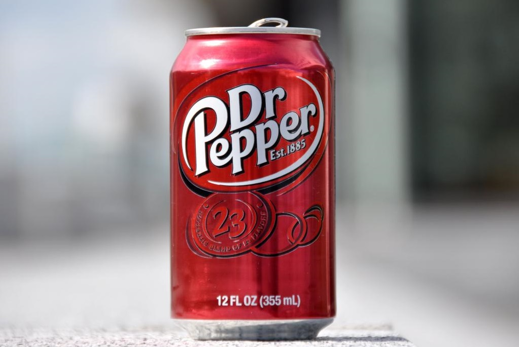 The Merge of Dr Pepper Snapple and Keurig Green Mountain