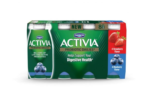 Dannon Introduces Activia Dailies