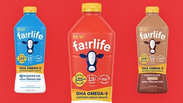 fairlife Launches Improved Whole Milk Line For Kids