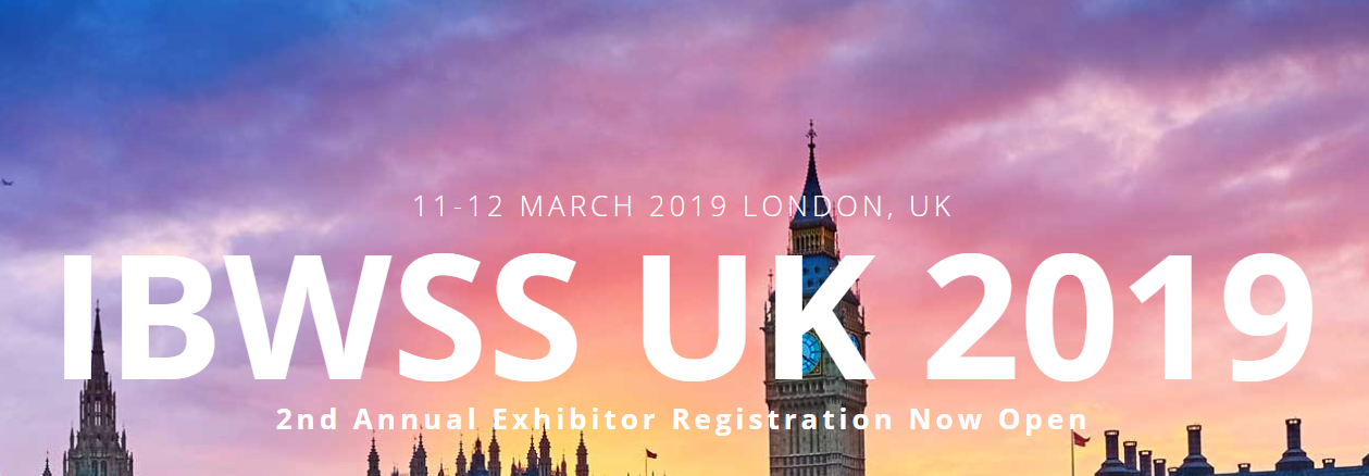 2019 International Bulk Wine and Spirits Show London