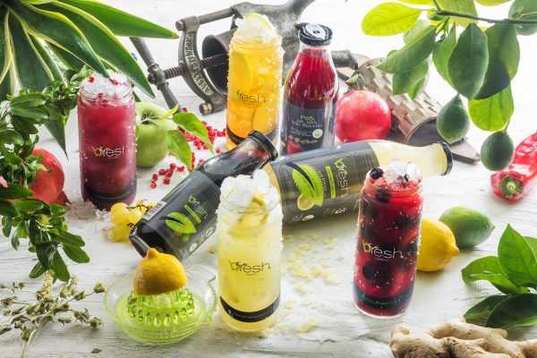 bfresh spitiko – The handmade refreshment born in Greece