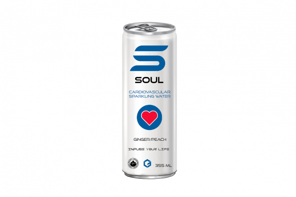 Discover Soul – A Cardiovascular Sparkling Water