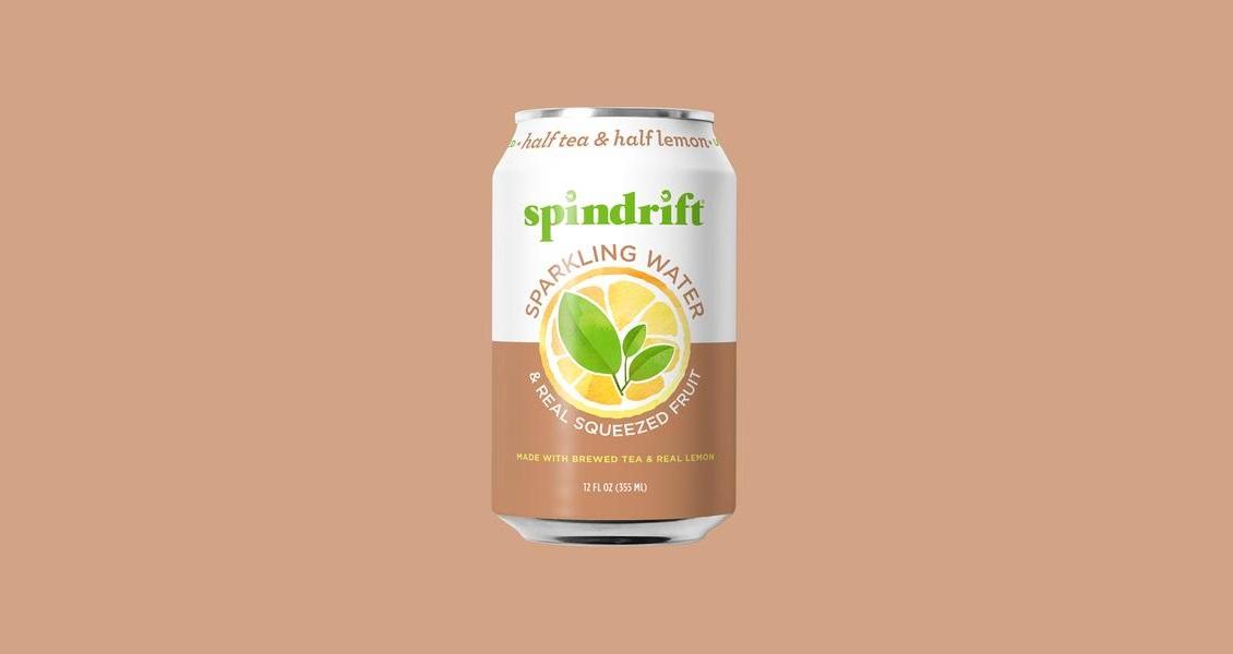 """Spindrift Unveils New """"Half & Half"""""""