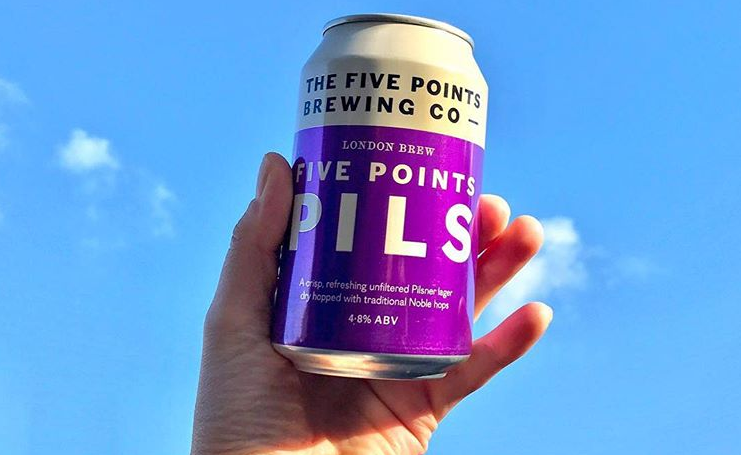 The Opportunity To Become The Five Points Brewery Investor