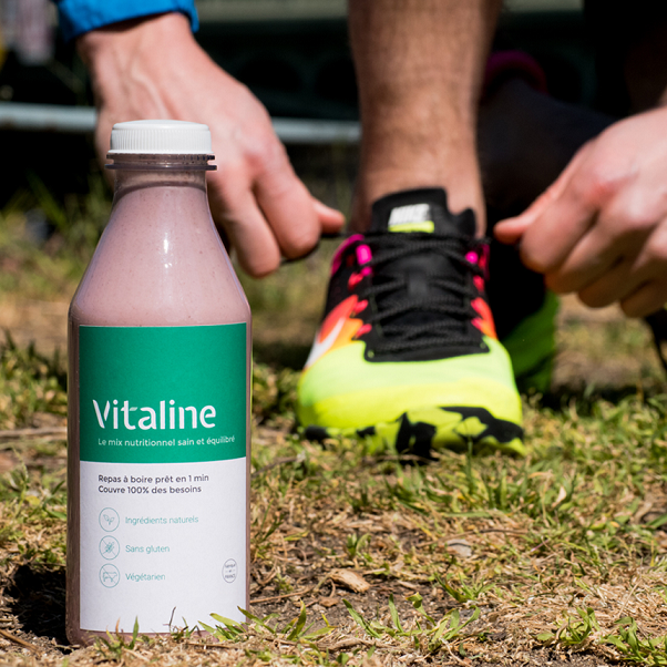 Vitaline - Full Meal in a Bottle for an Optimal Nutrition