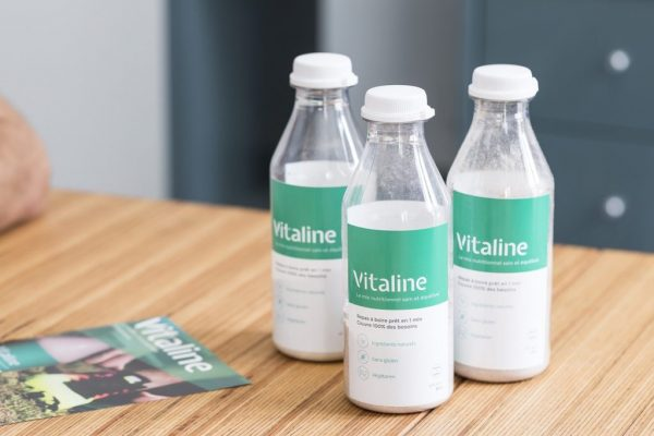 Vitaline – Full Meal in a Bottle for an Optimal Nutrition