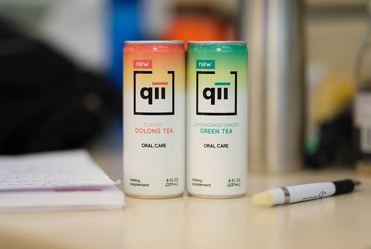 Qii - A Revolutionary Drink