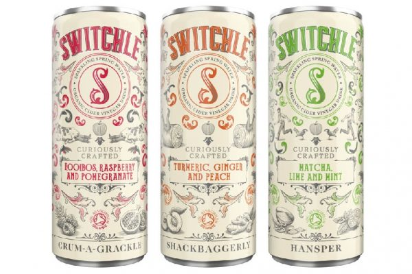 Switchle: A NEW 'Curiously-Crafted' Fermented Soft Drink