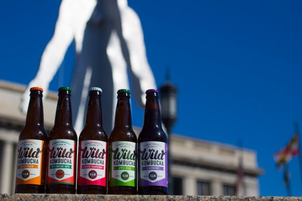 Wild Kombucha – A More Approachable Beverage Brand