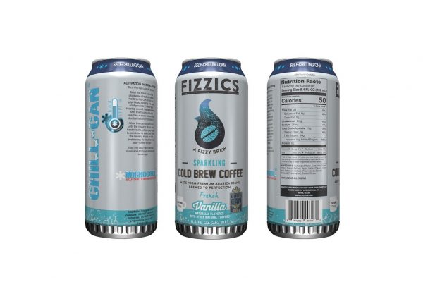 7-Eleven Tests First Ever Self-Chilling Canned Beverage