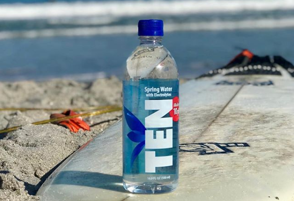 TEN Spring Water Celebrates its Fifth Year of Operations