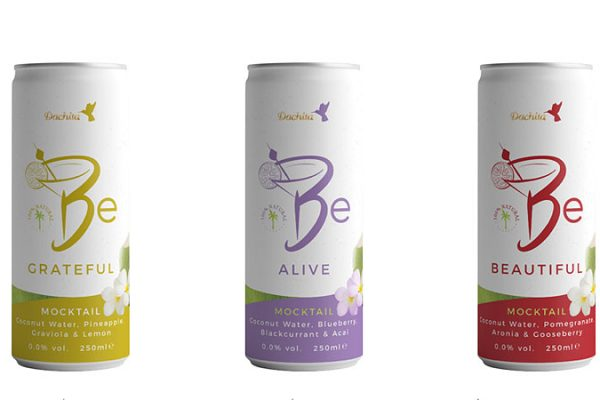Be-Mocktails – 0% Alcohol 100% Shine