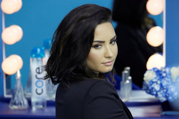 CORE Hydration Partners with Demi Lovato