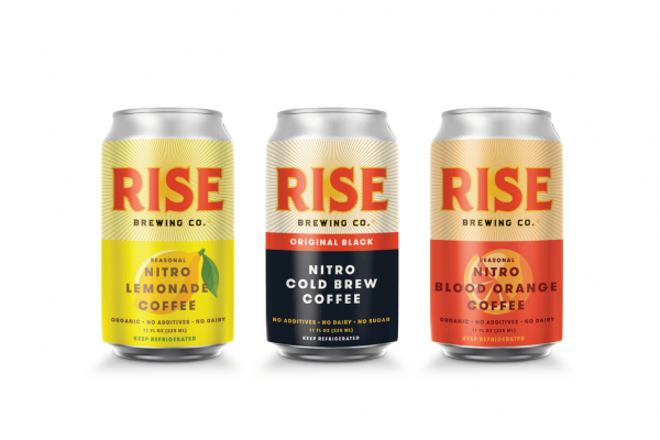 RISE Brewing Co – Nitro Cold Brew Coffee