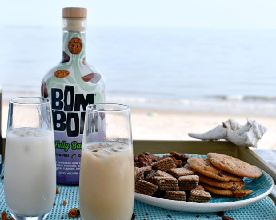The Very First Alcohol Product Made With Hemp Milk