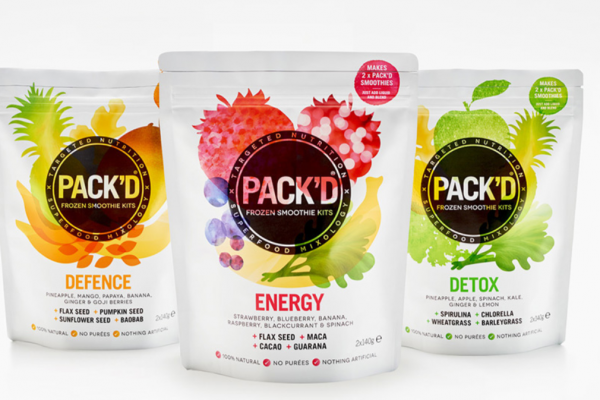 Pack'd Seeks £500,000 For Business Growth in Crowdcube