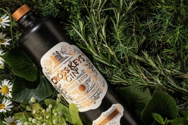 The Taste of the Baltics With Cross Keys Gin