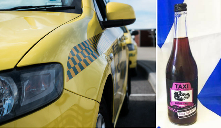 Venom Canned Cocktail Creators Release New Taxi Brand