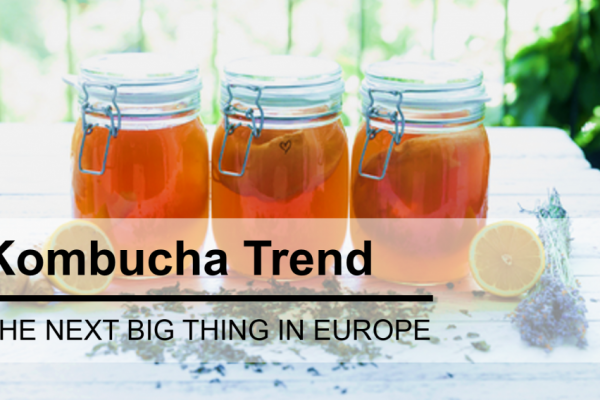 Why Kombucha May Be The Next Big Thing In Europe