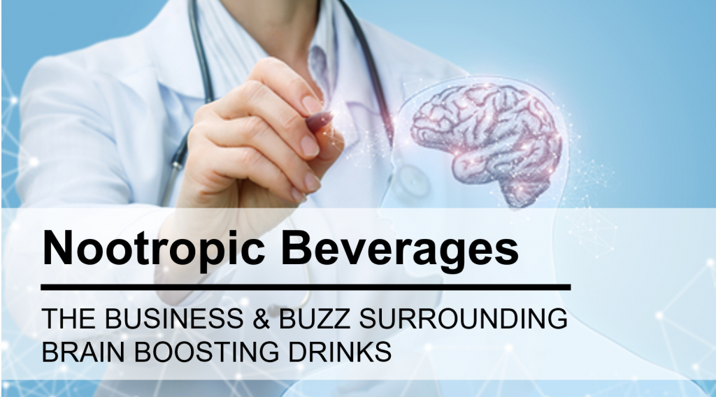 Can You Boost Your Brain with a Beverage?