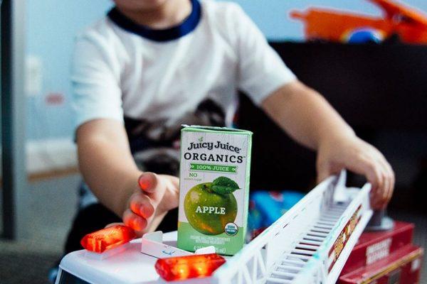Harvest Hill Beverage Company Introduces Lower-Sugar Juicy Juice