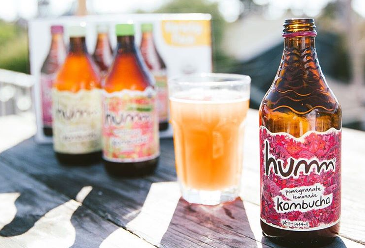 Humm Kombucha Leads Industry with Revolutionary Process