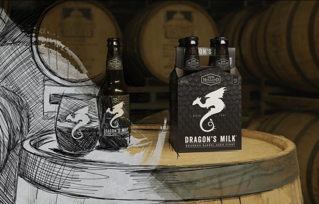 Michigan-Based Brewery Unveils New Look
