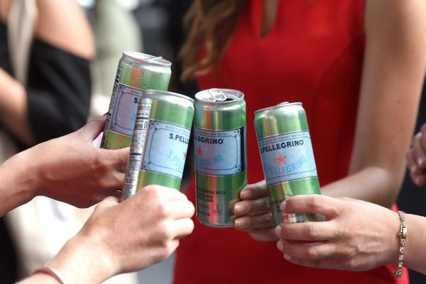 S.Pellegrino Introduces Sleek and Stylish Cans