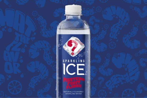 Sparkling Ice Reveals Limited Edition Mystery Fruit Flavor