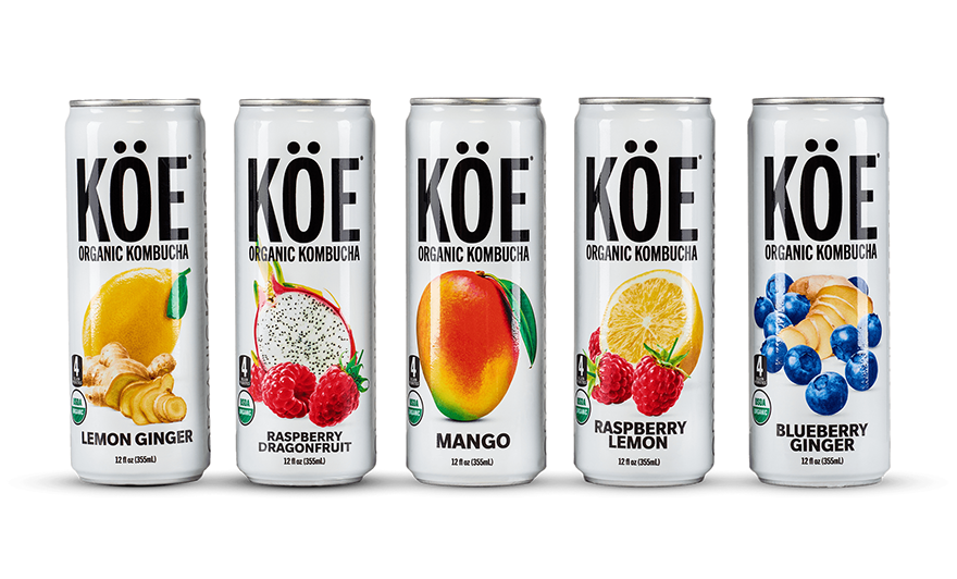 Stratus Group Beverage Revolutionizes Kombucha