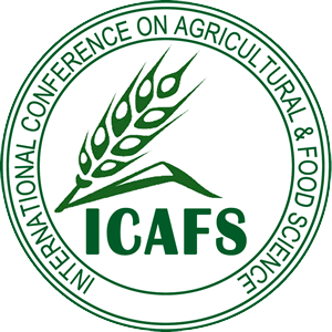 The 2018 International Conference on Agricultural and Food Science (ICAFS2018)