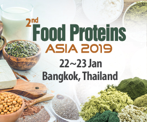 Second Food Proteins Asia 2019