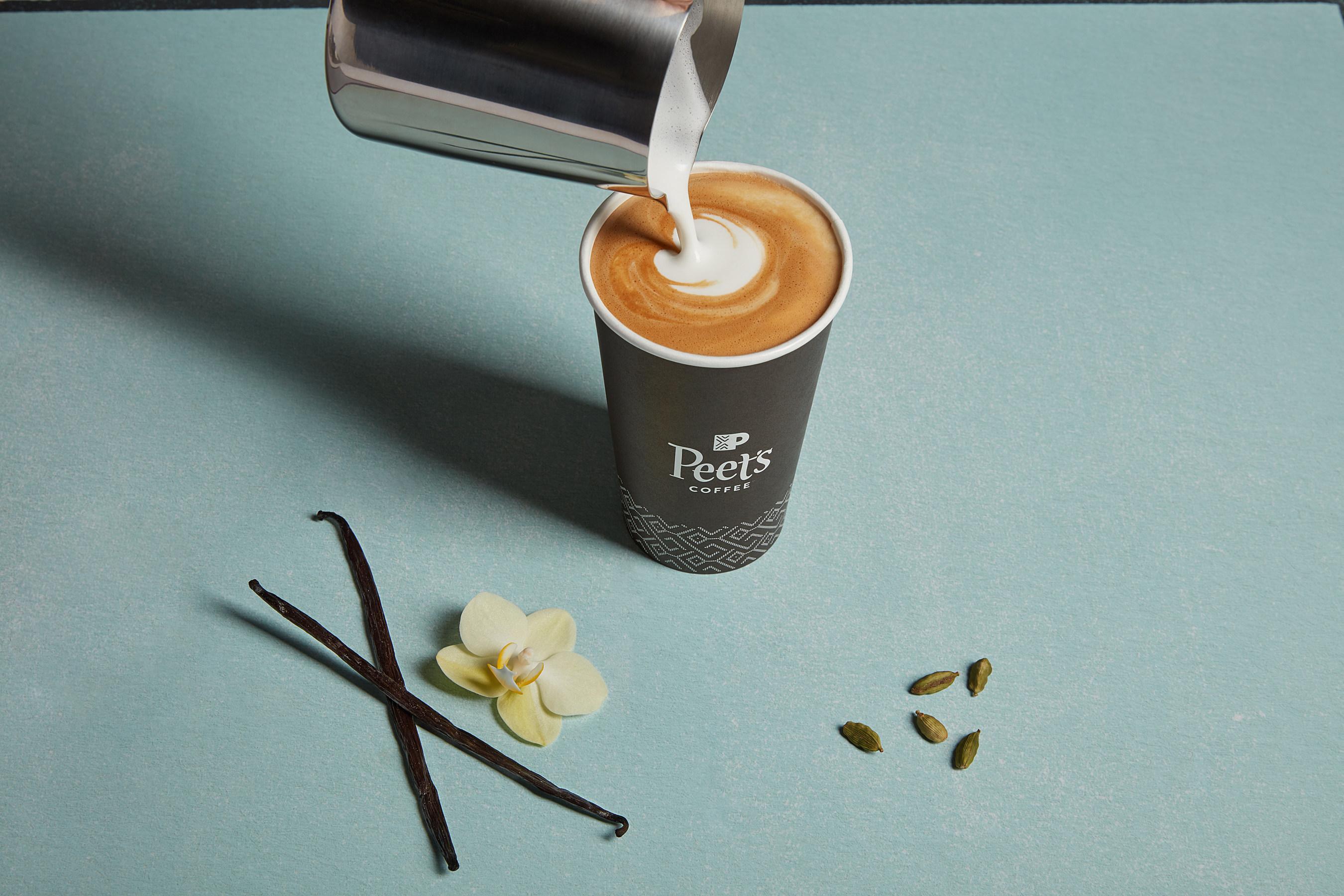 Peet's Coffee Embraces Fall Feelings