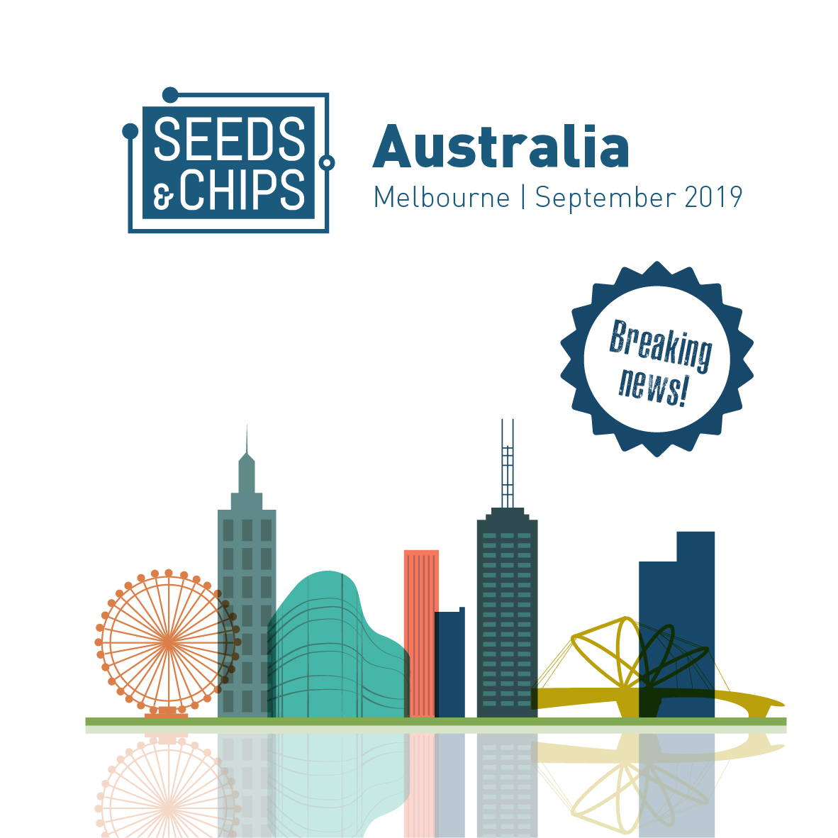 Seeds&Chips Launching in Melbourne