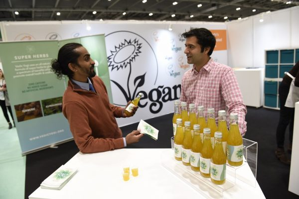 Serving Up The Freshest Healthy Drinks Trends at Food Matters Live 2018