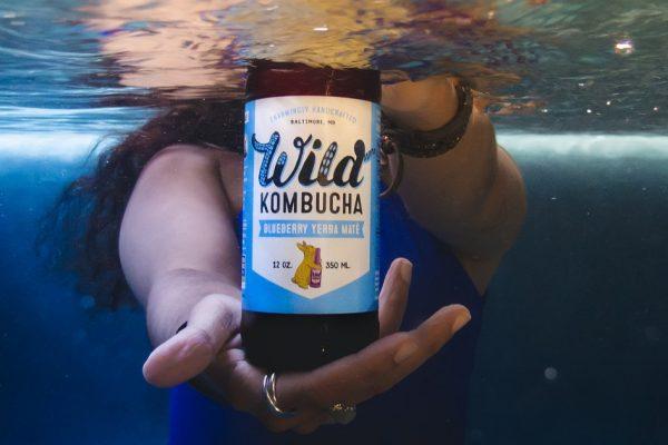 Wild Kombucha Releases New Blueberry Yerba Maté Flavor