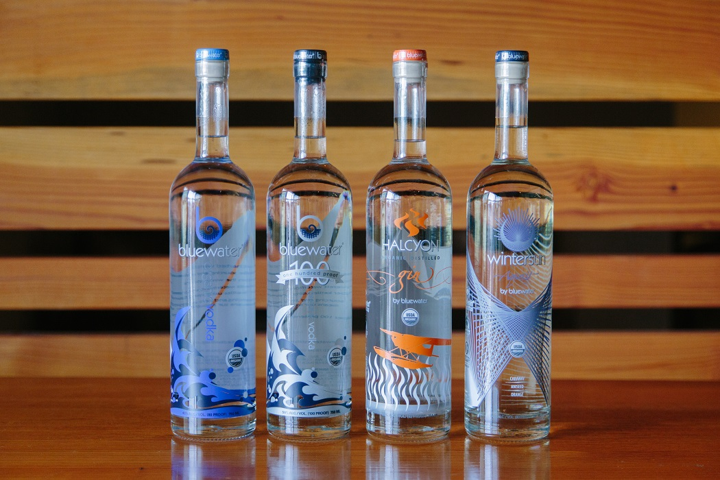 The Story Behind Bluewater Distillery