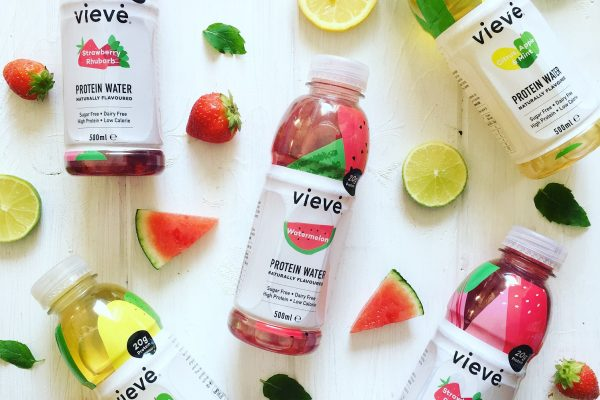 Vieve Water – A Hydrating Protein Top-Up