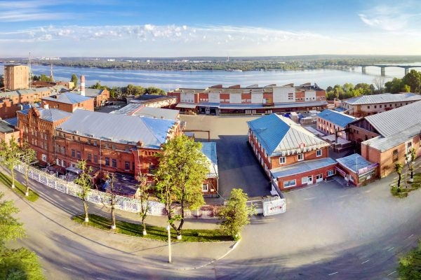 Amber Beverage Group To Acquire The Oldest Vodka Distillery in Russia