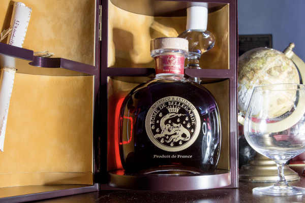 UK's First to Sell the World's Most Expensive Cognac