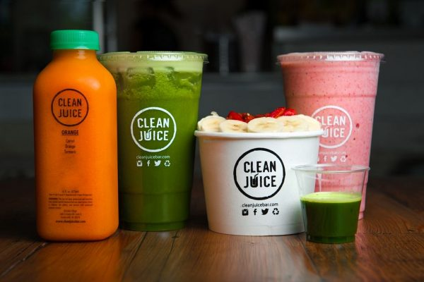 Clean Juice Franchise Opens 50th Store In 30 Months