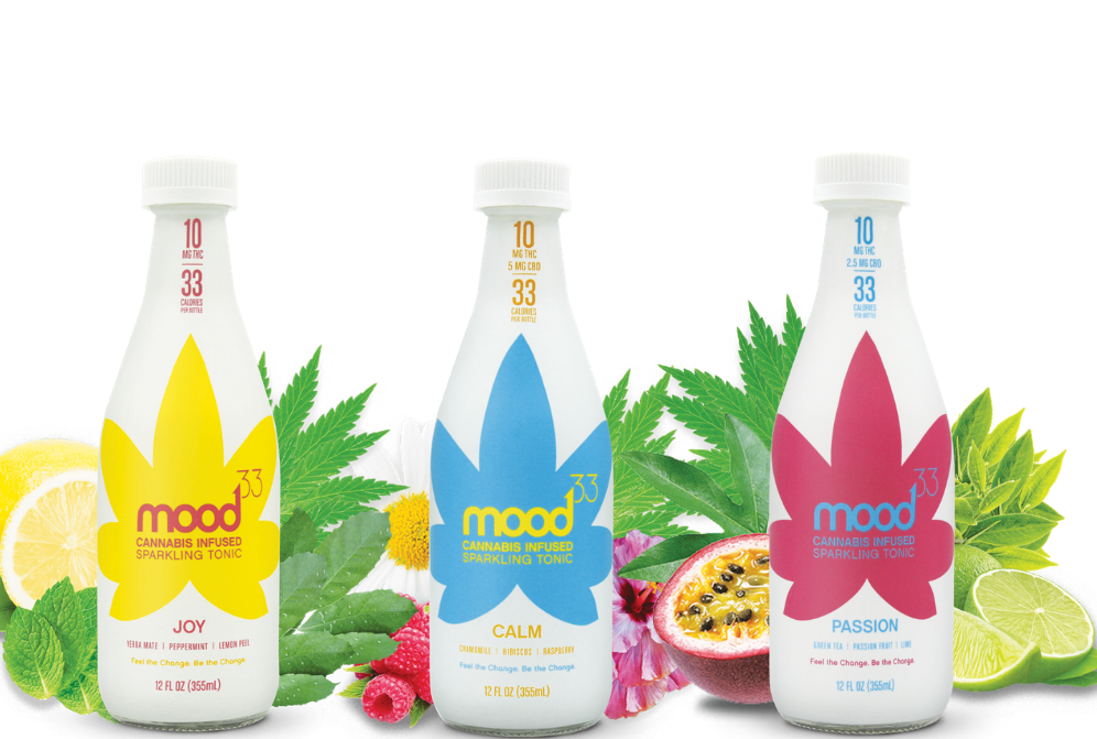 mood33 Takes Two 'Best of 2018' Beverage Digest Award Honors