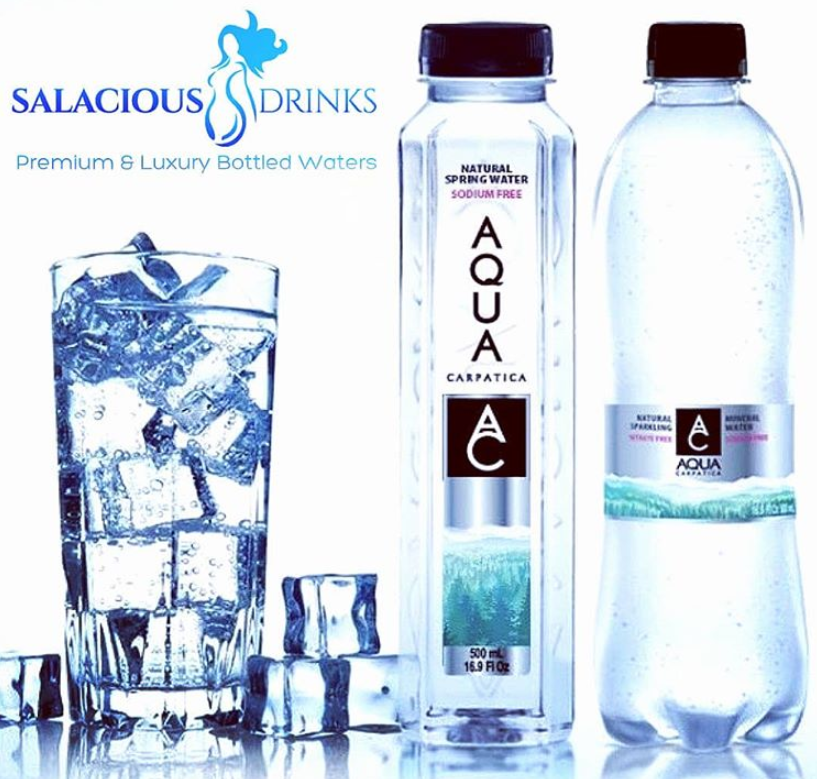 Salacious Drinks - Online Premium Bottled Water Boutique