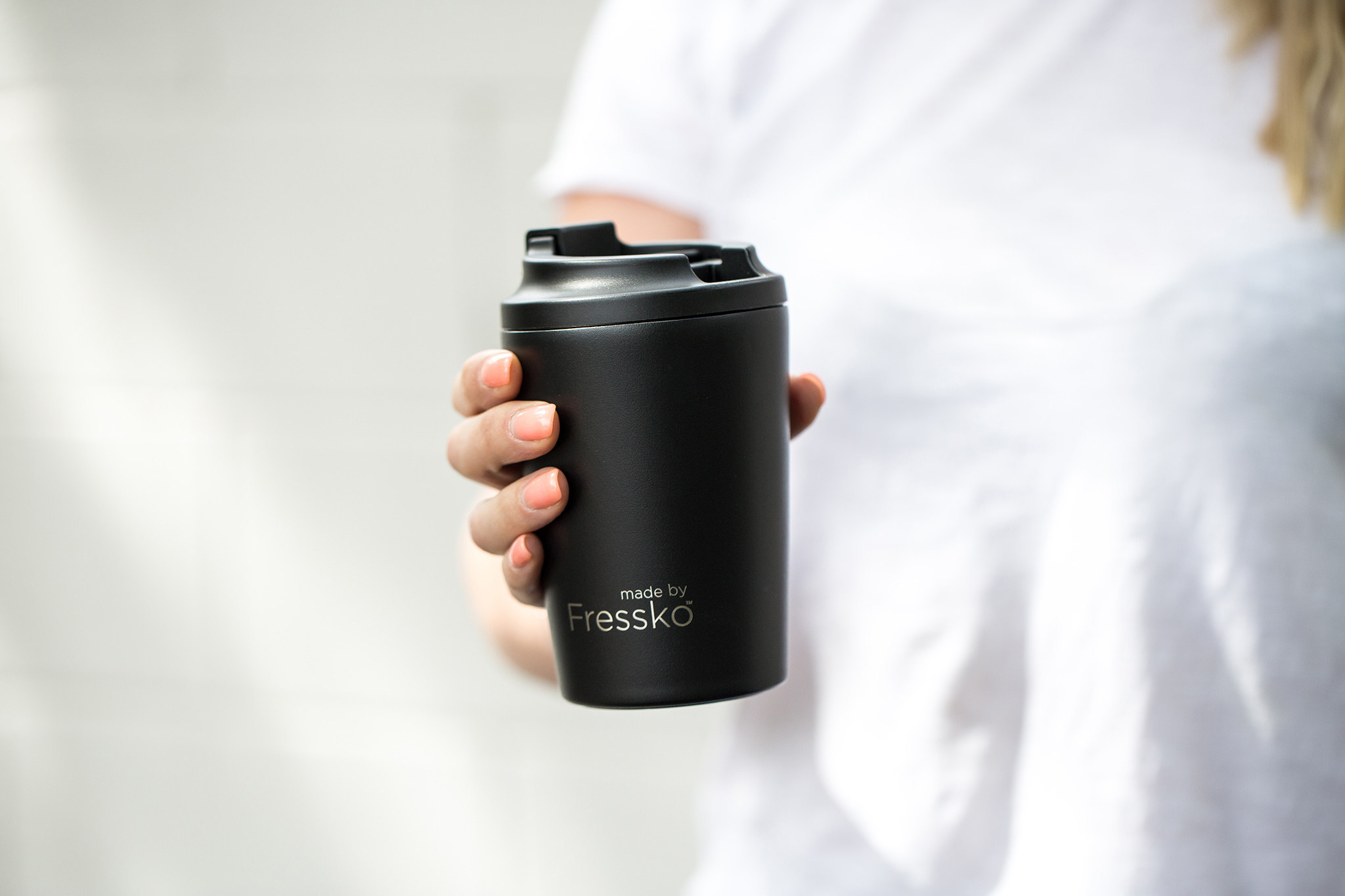The Camino - A New Coffee Cup by Fressko